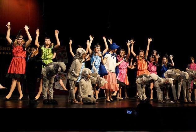 enfants theatre